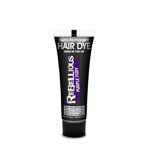 Purple Fury - Semi Permanent Hair Dye 13ml